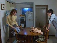 Más chick Japon Akiho Yoshizawa en fabulosas tetas grandes, video de pareja JAV