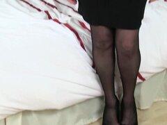 Abuela británica Pearl es conocido por su alta libido