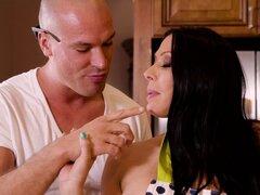 Rachel Starr tiene su culo catado por coño deseo Sean Lawless - Rachel Starr, Sean Lawless