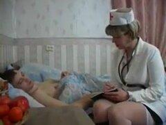 Enfermera madura cachonda,