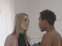 Lily LaBeau lleno de dick negro grueso