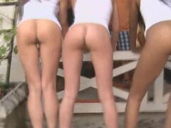 Booty Twerking concurso