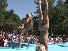 chicas hot bailando desnudas