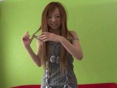 Casting porno seria por Mami Masaki joven