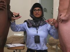 polla negra gruesa hace cachonda árabe nena con tetas grandes gemir fuerte