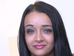 Cinta de sexo real Milf entrevistas de trabajo porno Interracial y folla por dinero