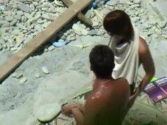 Increible clip Amateur con Voyeur, escenas de la realidad,