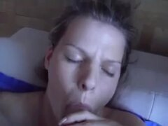 Bonita chica gorda ama anal sexy - Casero.