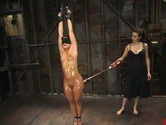 Katja Kassin juegos BDSM con Princess Donna Dolore