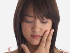 Modelo japonés más caliente en Facial increíble, escena de pequeñas tetas JAV