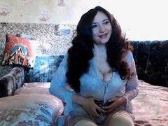 hermosa madura webcam sexy cuerpo y show de coño peludo