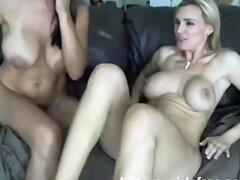 Hermosa Webcam lesbianas