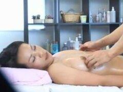Esposa engaña con su masajeador