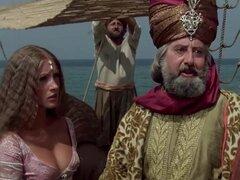 Jane Seymour y Taryn Power - Simbad y el ojo del tigre