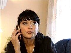 Sibylle Rauch - Milf italiana DP
