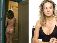 Sekushilover - celebrity vestida vs ayunas: parte 2, una compilación de pantalla dividida de celebridades vestidos vs sus escenas desnudas