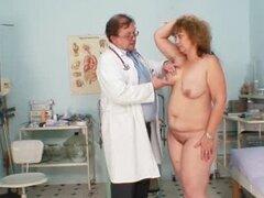 Madre gorda peluda obtiene acoso por ginecólogo