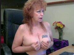 Show de webcam de la abuela