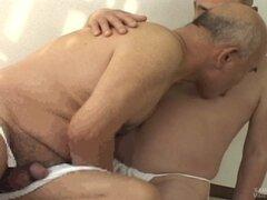 Anciano Japon