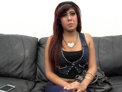 Latina ghetto queen is amazing at sex