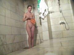 Ducha caliente ruso sala Voyeur Video 29,