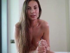 HD - follar masaje pasión-HD Connie Carter