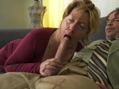 Penny Sue es una mujer madura que quiera ser penetrado-Penny Sue, Eric John