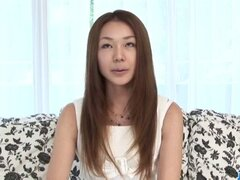 Sakura Hirota chupa la polla al casting porno. Sakura Hirota chupa la polla mientras casting para porno