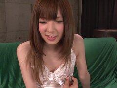 Puta japonesa increíble Marin Omi en sin censura clip Facial JAV más calientes,