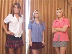 tira y 3 señoras upskirt