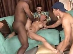molested wife