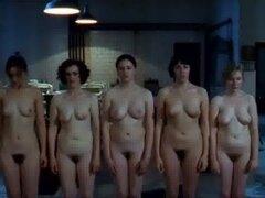 Monjas desnudas de hermanas de la Magdalena