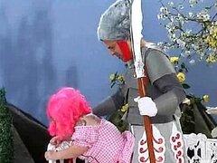 Sexo enano del mago de Oz