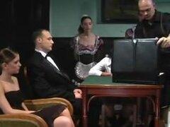 Perdió a su esposa en el poker