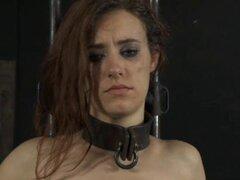 Babe obtiene su botín suave batida durante la tortura