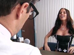Brazzers - Doctor Adventures - Brandy Aniston Ramon - licencia para follar. Brazzers - Doctor Adventures - Brandy Aniston Ramon - licencia para follar