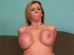 Blonde Mature Sara Jay With Warm Soft Huge Tits Fucked