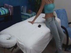 Jugosa Teen masaje chica pillada en Spy Cam!