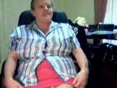Sandra 60 BBW abuela con tetas enormes