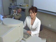 Increíble chica japonesa en JAV más calientes sin censura clip de medias