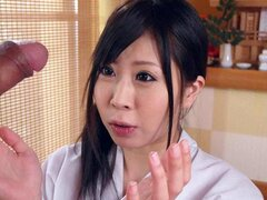 Yume Sorano en Yume Sorano consiguió la dick ella urgentemente - AviDolz, señora encantadora con kimono, Yume Sorano estaba ansioso de tener un poco de dick, pero al principio no parecía como que iba a suceder pronto, porque ella era Casa sola. No está to