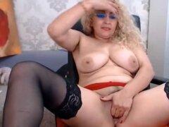 Webcam madura erótica, erotic Webcam madura