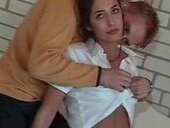 Chica árabe de Irán se la follan por América