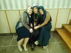 Hijapp Turco-Árabe-asian mix foto 7