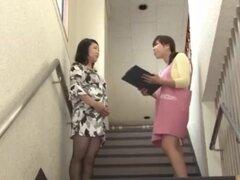 Lesbianas japonesas lactantes
