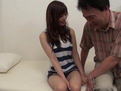 Loco porno Kaede Kyomoto en mejor creampie, corridas pelicula porno,