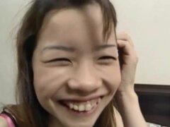 Chick Japon Super peluda muy impactante