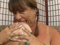 BBW Linda tiene una gran boca hecha para chupar pollón - Mercey