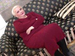Abuela gorda golpes dos 20 años dudes recibe tratamientos faciales - Marina