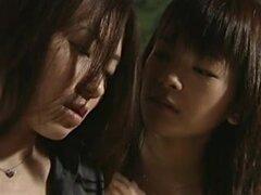 Japonesa lesbianas vida 14,